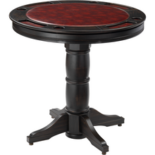 Convertible Poker & Dining Table Balboa by Darafeev - AMERICANA POKER TABLES