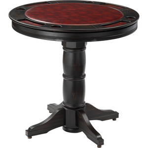 Convertible Poker & Dining Table Balboa by Darafeev