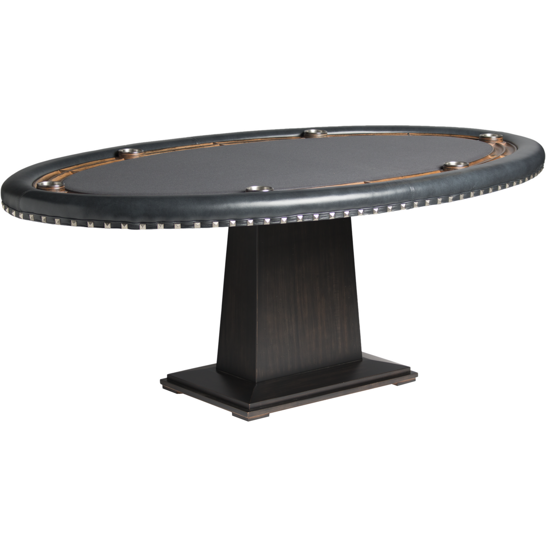Convertible Poker & Dining Table Torino by Darafeev