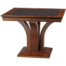 Convertible Poker & Dining Table Treviso Square by Darafeev - AMERICANA POKER TABLES