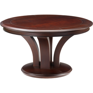 Convertible Round Poker & Dining Table Treviso by Darafeev