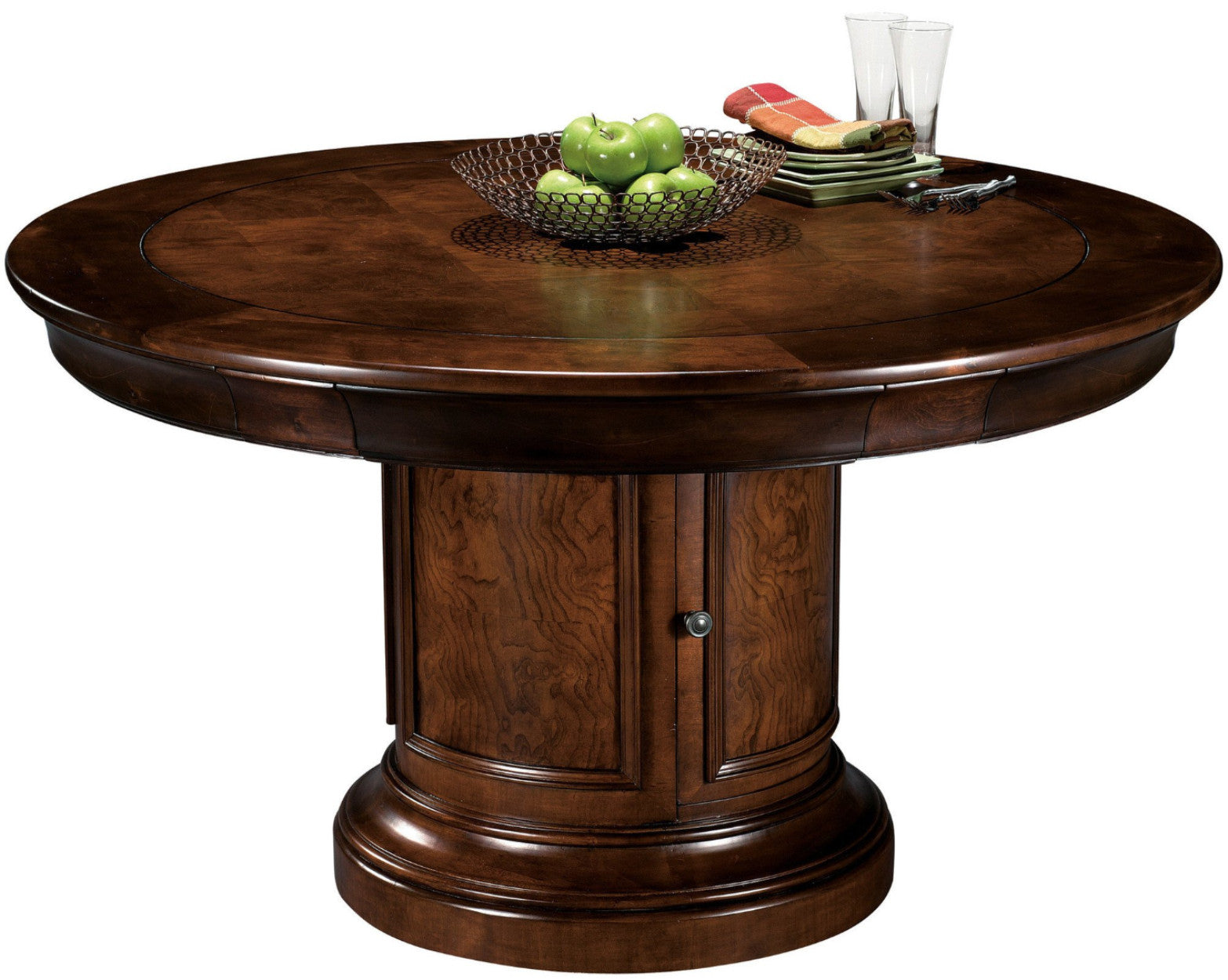 Convertible Poker Dining Table Sedona by Sunny Designs 1005RO