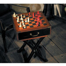 Grandmaster's Chess Box by Authentic Models - Americana Poker Tables