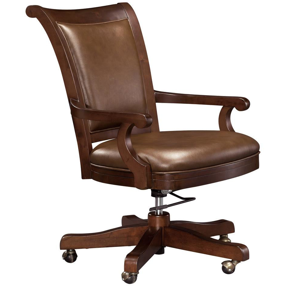 Ithaca Club Chair by Howard Miller