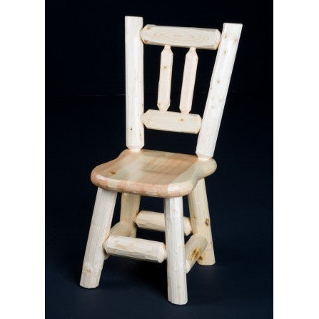 Poker Chair Set: 4, 6 Or 8 Poker And Dining Chairs Northwoods Log By