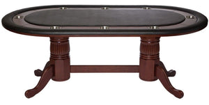 Convertible Poker & Dining Table by RAM Game Room
