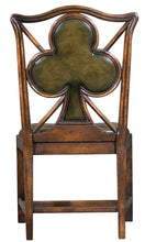 Jonathan Charles Oval Poker Table Set with Matching Chairs