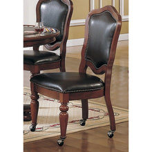 Poker & Dining Chair Set: 4 or 6 Poker Chairs Bellagio by Sunset Trading