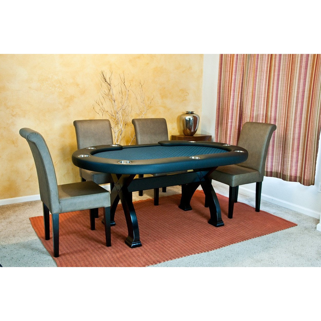 Premium Poker & Lounge  Chair Set: 4, 6 or 8 Poker Chairs by BBO - Americana Poker Tables
