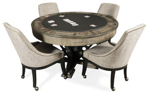 Presidential Billiards Convertible Poker & Dining Table Vienna GT-VIENNA