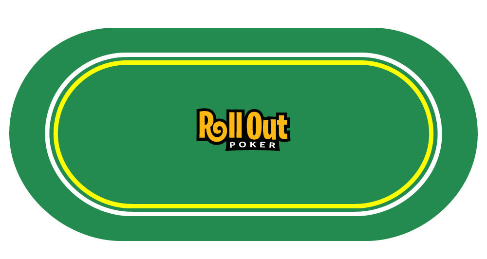 Rollout Gaming Poker Table Top
