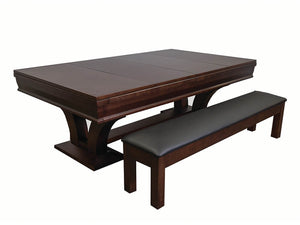 The Hamilton Billiard Table by Presidential Billiards