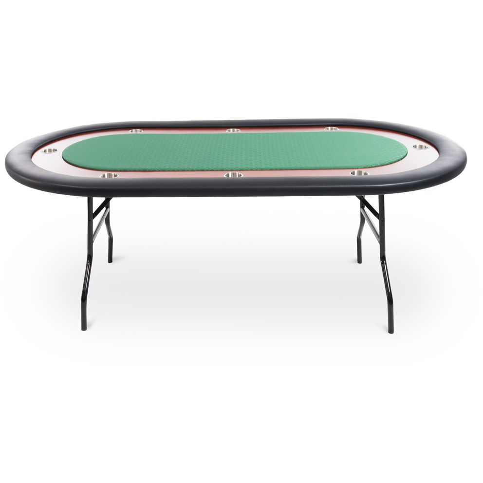... Ultimate Folding Poker Table Jr By BBO   Americana Poker Tables ...
