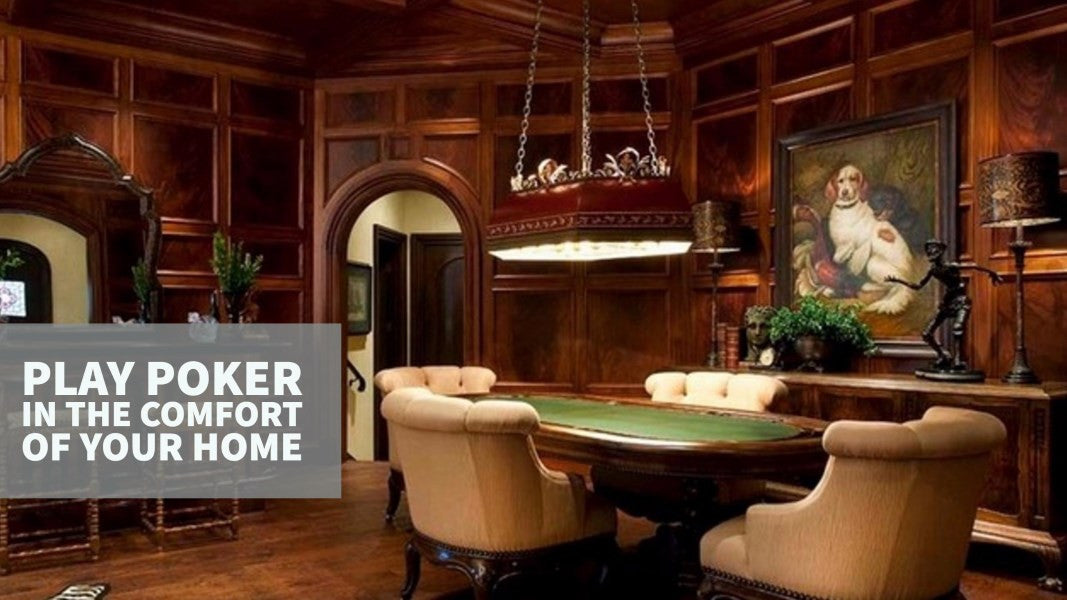 Poker Tables Americana: Play Poker in the Comfort of your Home