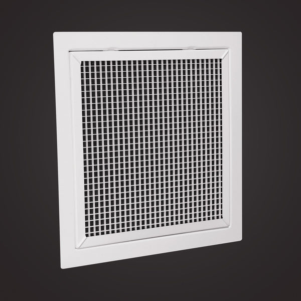 24 Quot X24 Quot Plastic Traditional E Crate Filtered Air Return