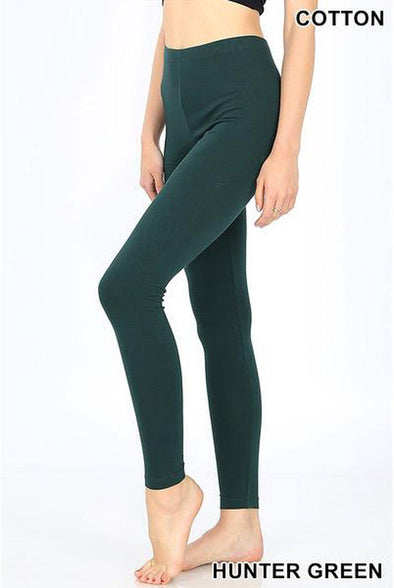 Cozy Premium Cotton Leggings.
