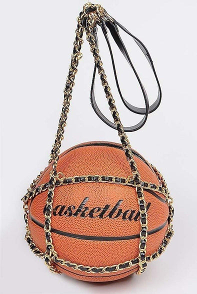 Ballin'.....Basketball Purse.