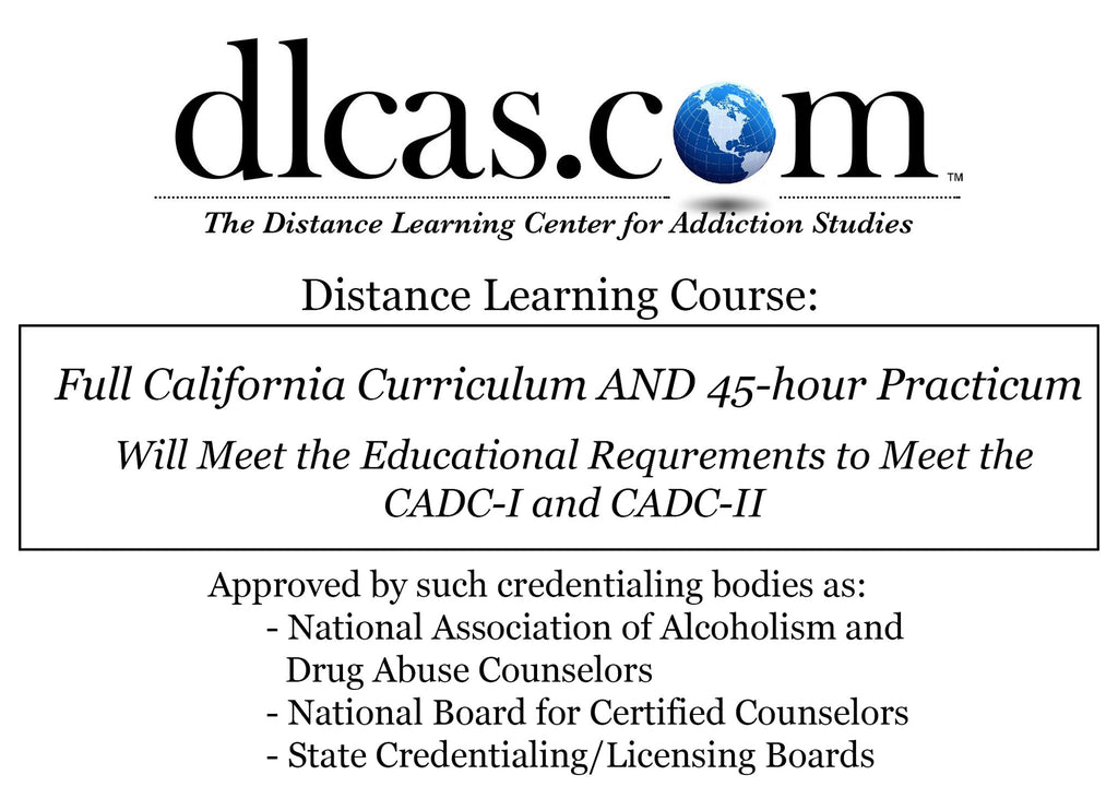 Full California Curriculum AND 45 Hour Practicum Combo