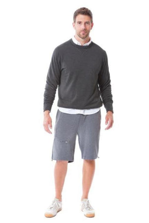 Buki's Maverick Crew is a long-sleeved, thermoregulating crew neck designed for versatility