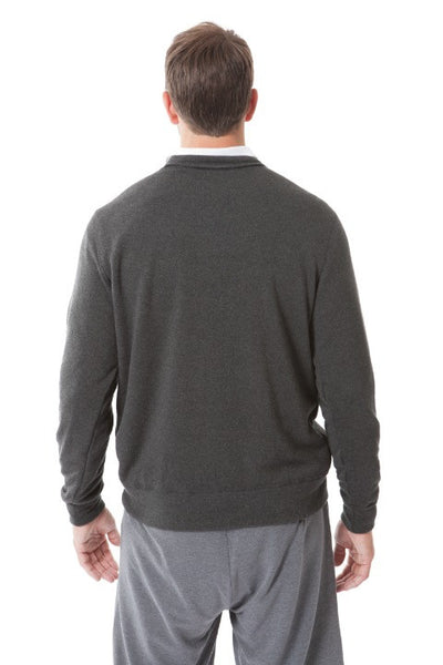 Buki men's Maverick Crew sweatshirt is made with comfortable, thermoregulating fabric
