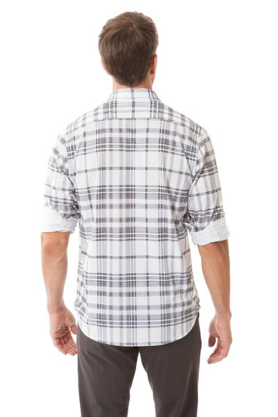 Superplaid Shirt by Buki for men