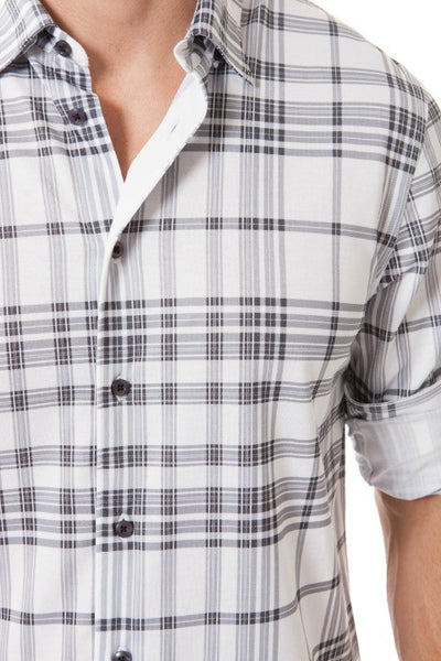 Buki men's Superplaid Shirt