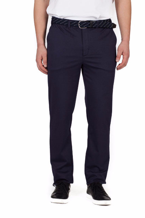 Buki Men's Navigator Pant looks like a trouser but feels like a sweat pant - made of our softest technical fabrics and constructed with clean lines, this pant will effortlessly take you from a business meeting to meeting friends after hours