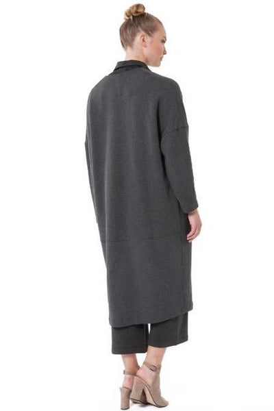 Buki women's- Cocoon Coat