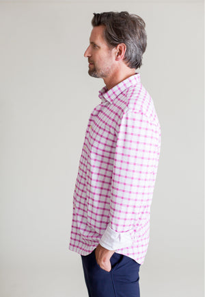 NEW! Bert Check Shirt - Buki