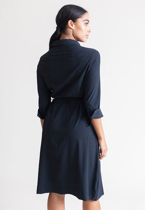 NEW! Kathleen Shirt Dress - Buki