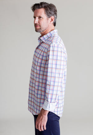 NEW! Rob Plaid Shirt - Buki