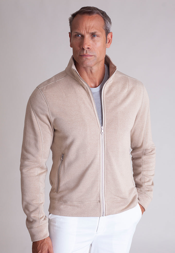 Breckenridge Full-Zip Sweatshirt - Buki