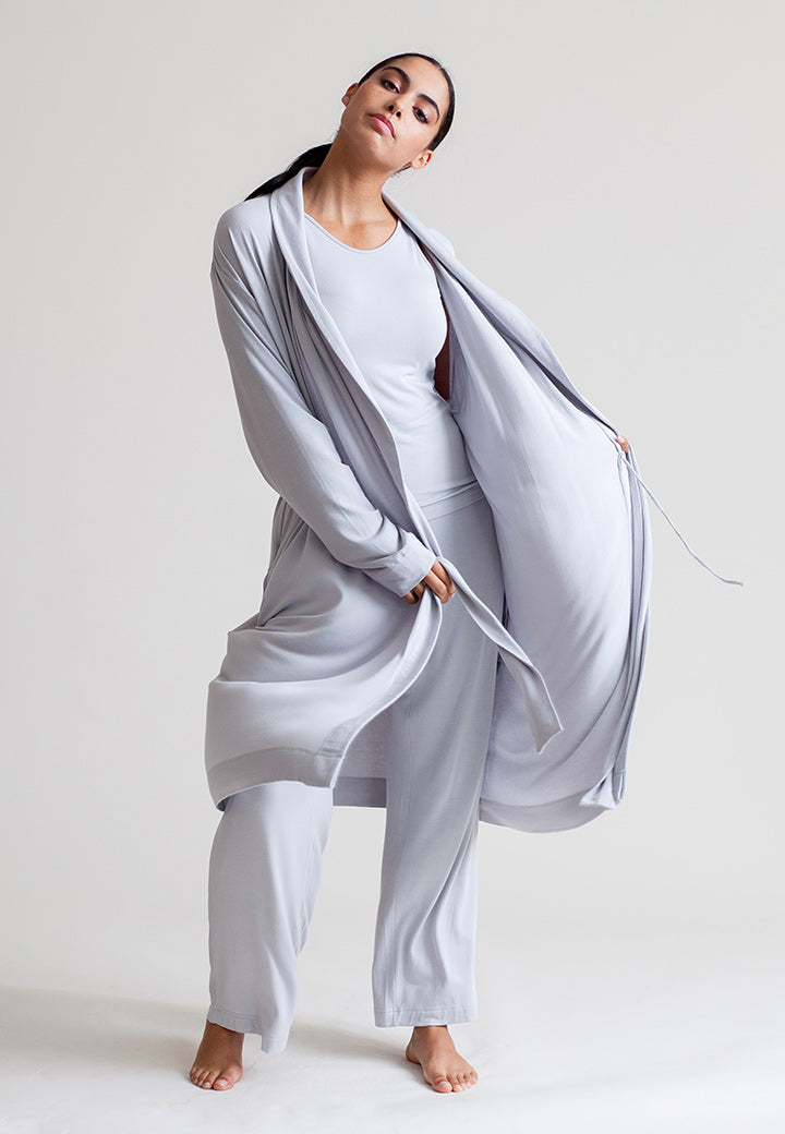 NEW! Collagen Lounge Robe - Buki