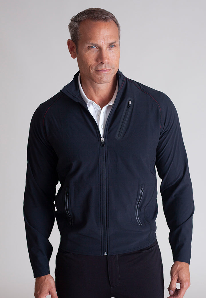 Buki's Curry Full Zip | Men's Clothing | Men's Full Zip Jacket | Free Shipping