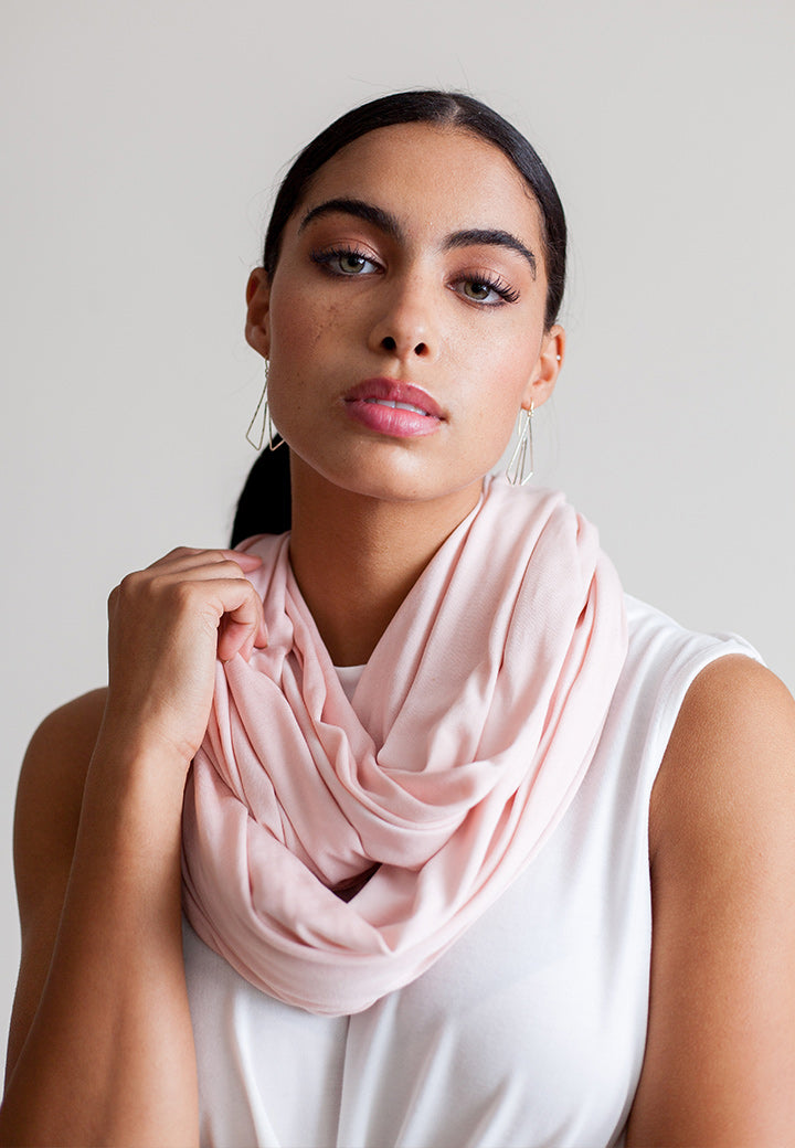 NEW! Luxe Infinity Scarf - Buki