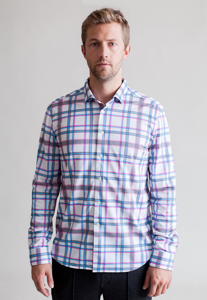 Merrick Plaid Shirt - Buki