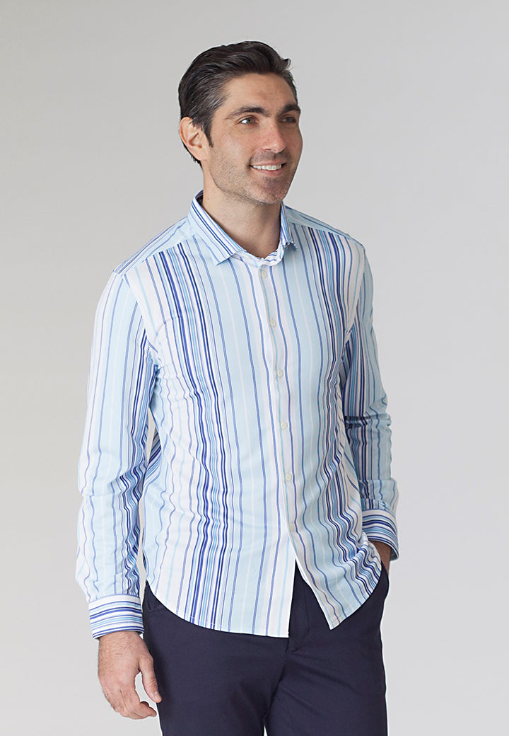 Seaside Stripe Shirt - Buki