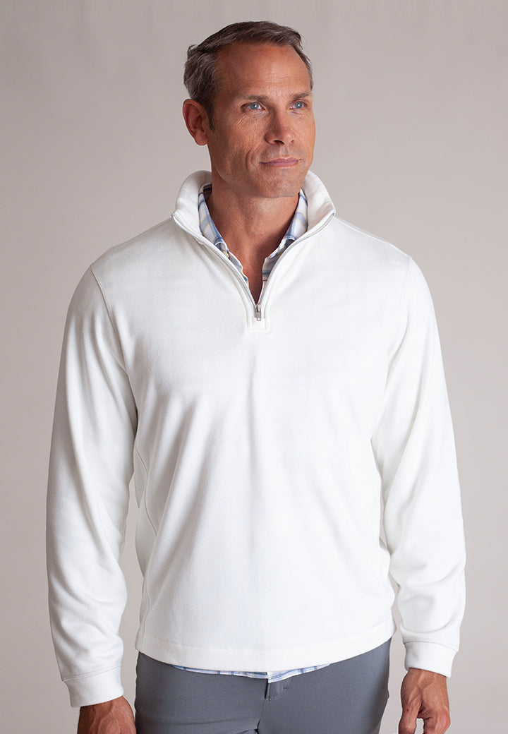 Buki's Voey Half Zip | Men's Clothing | Men's Half Zip Pullover | Free Shipping