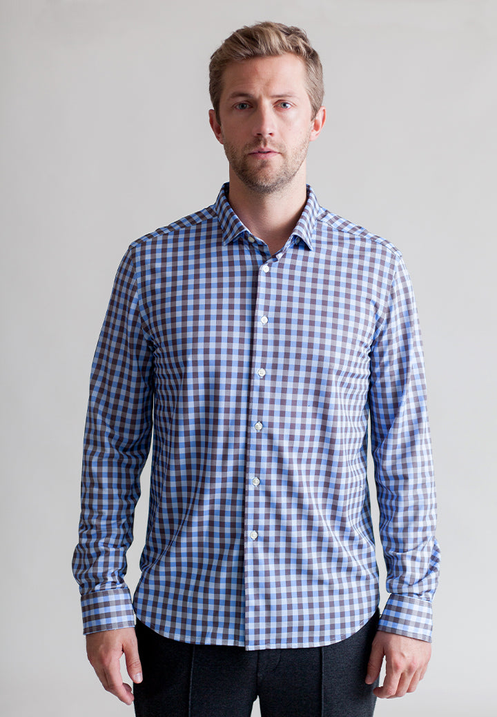 West Coast Plaid Shirt - Buki