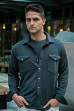 Buki's CPO Shirt does double duty as a jacket | A modern garment with stylish utility