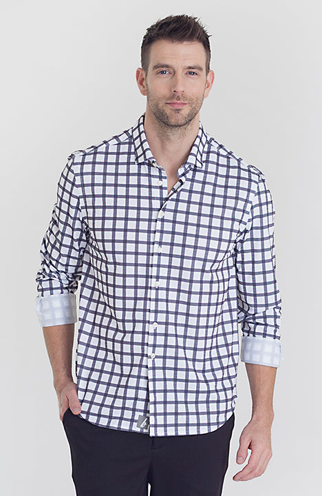 Buki Men's Call Me Al shirt keeps you dry and comfortable wherever your day takes you : Mens Clothing | Mens Shirts | Free Shipping