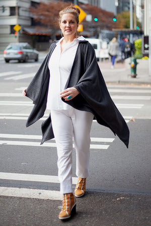 Buki's Cape Wrap | Women's Clothing | Women's Wrap | Free Shipping