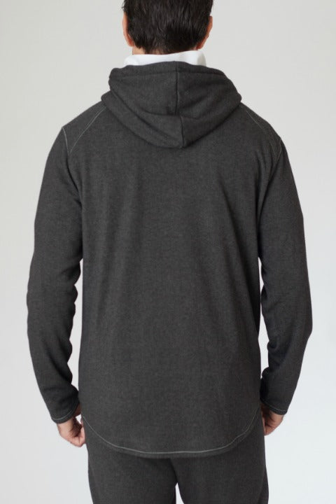 Buki Men's Clothing | Contender Hoodie | Hooded Pullover with kangaroo pocket | Free Shipping