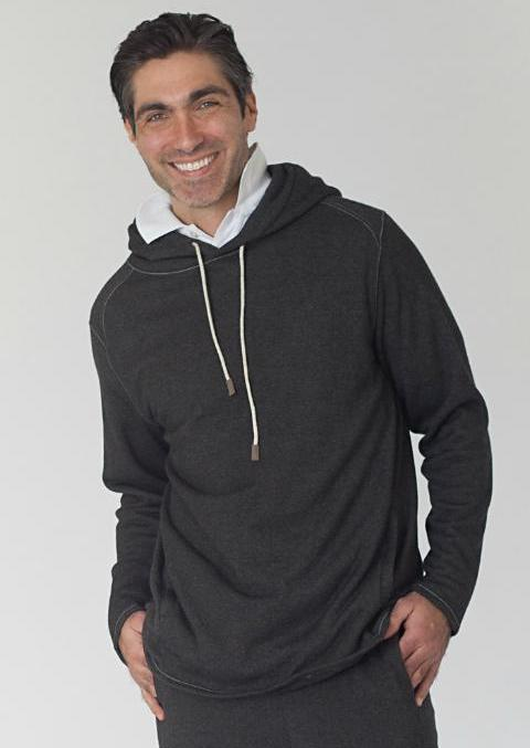 Buki's Contender Hoodie | Hooded Pullover with kangaroo pocket | Men's Clothing | Men's Hooded Pullover | Free Shipping