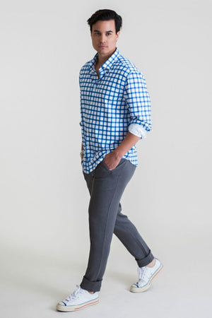 Courtside Plaid Shirt - Buki