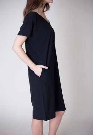 Double Vee Dress l Free Shipping