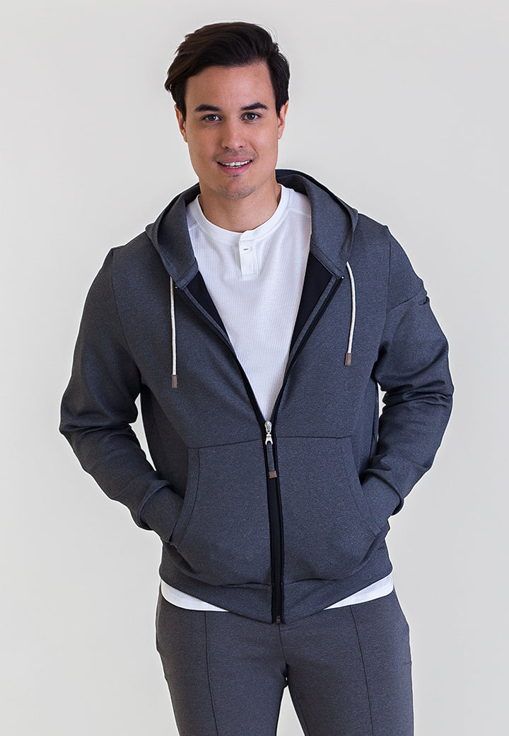 Buki men's Weekender Hoodie- Perfect for travel