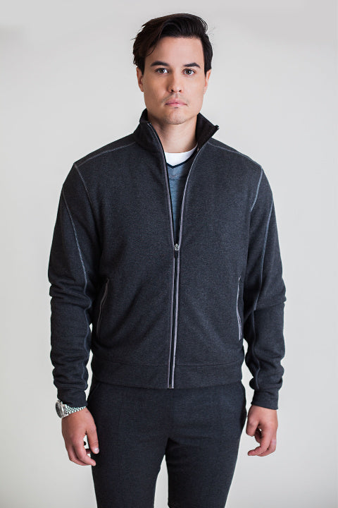 Seattle Full Zip Sweatshirt