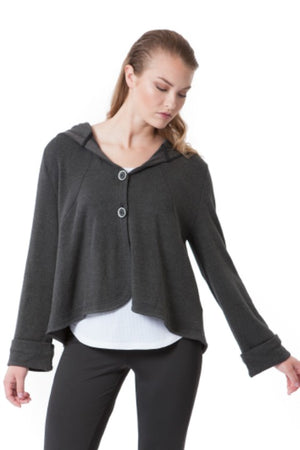 The Hometown Hoodie by Buki: This is a staple sweatshirt taken to the next level with work-ready elegance. This super comfy, cozy swing hoodie is perfect for everything from an office meeting to meeting your friends for brunch