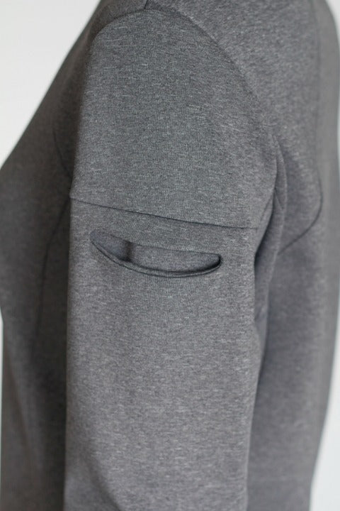 Mock-Up Pullover Sweatshirt - Buki